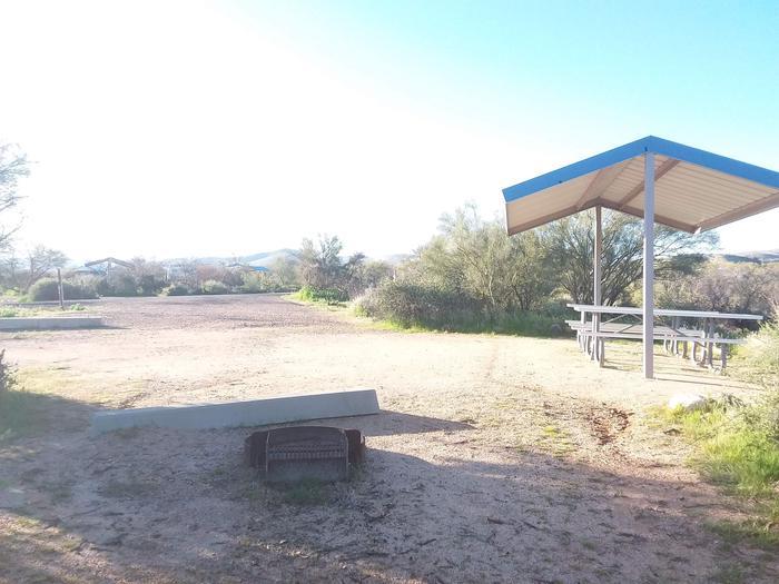 Campsite 183, Cane LoopCholla Campground