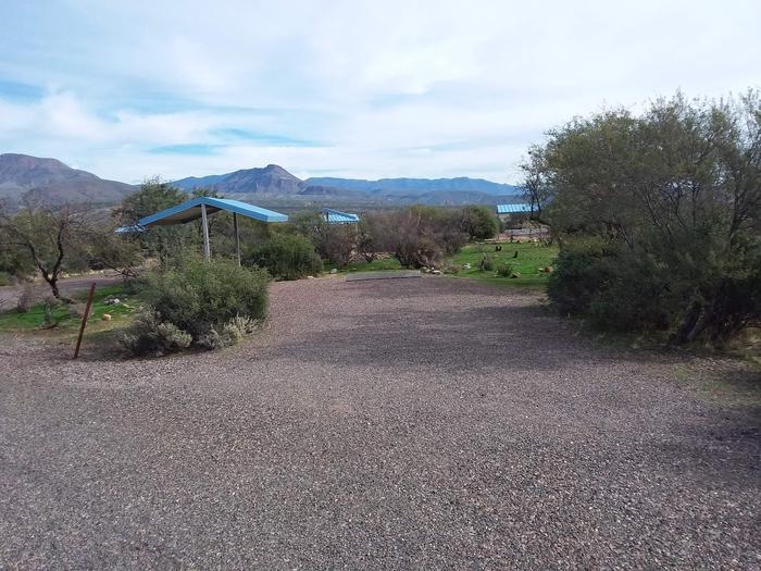 Site 184 parking