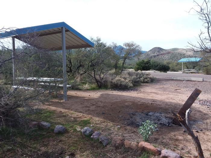Campsite 187, Cane LoopCholla Campground