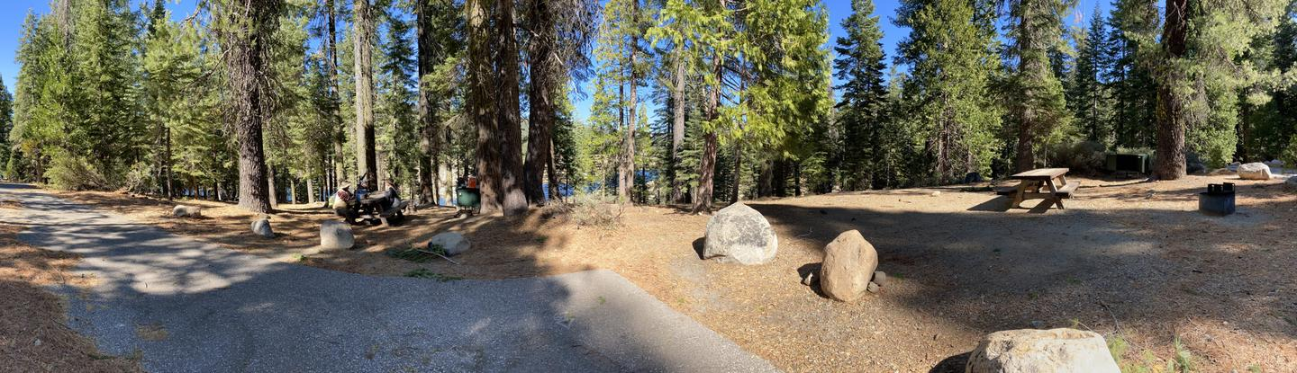 French Meadows Campsite 19
