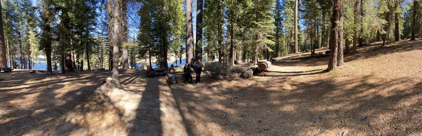 French Meadows Campsite 20