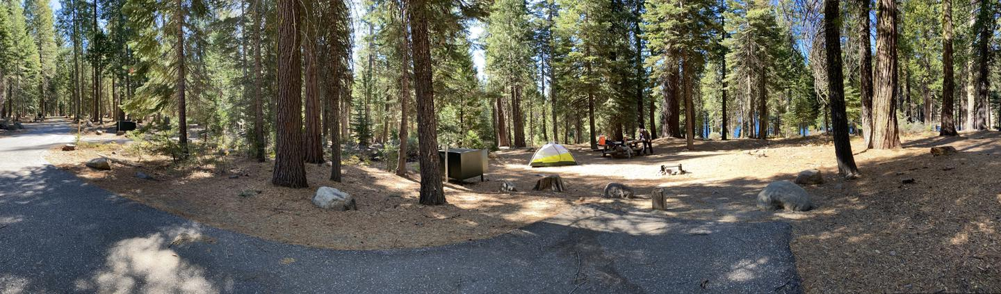 French Meadows Campsite 23