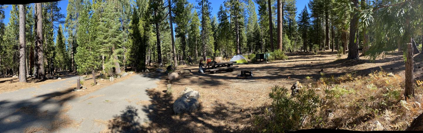French Meadows Campsite 30