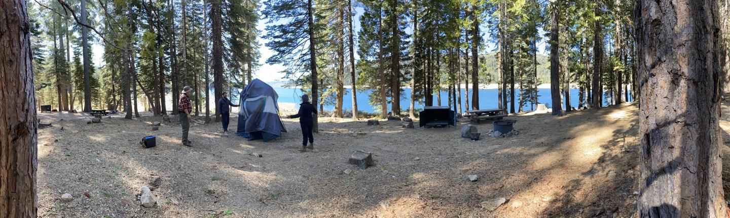 French Meadows Campsite 49