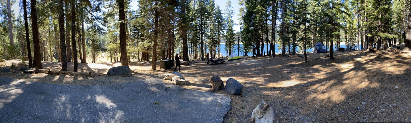 French Meadows Campsite 50