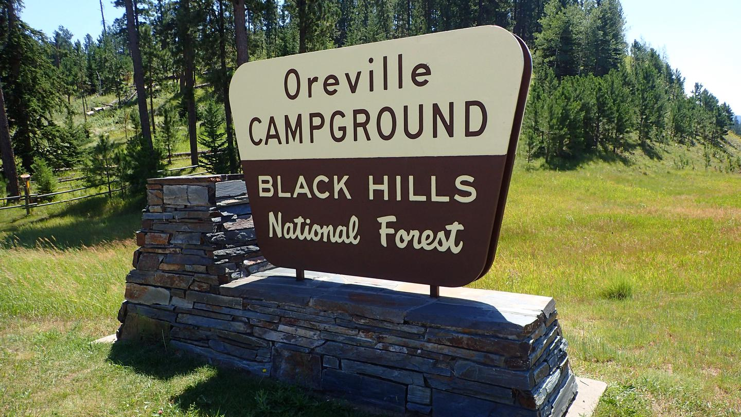 Recreation Site Sign