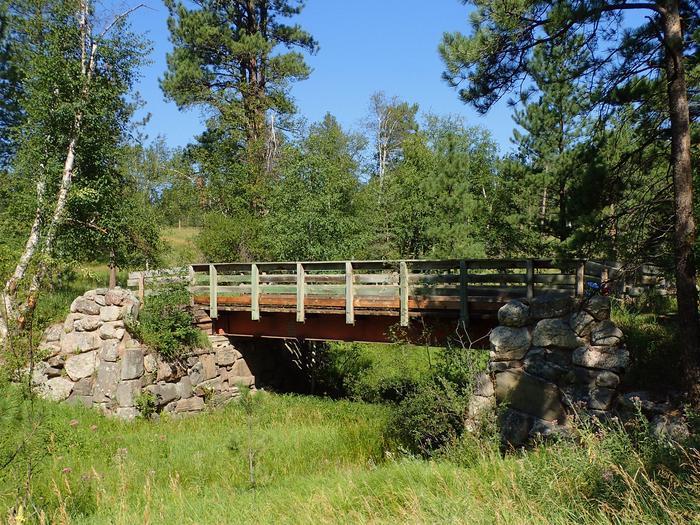 Bridge Crossing Bridge Crossing