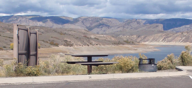 Site 34Upper Loop Site 34