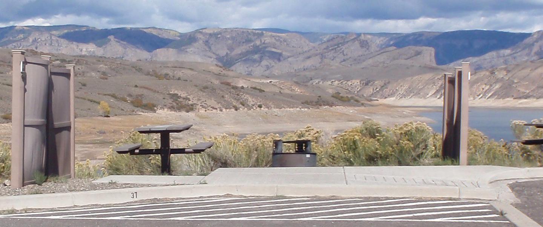 Site 37Upper Loop Site 37, accessible site