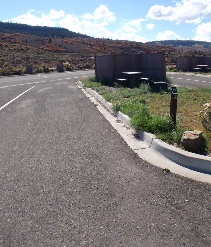 Upper Loop Site 76