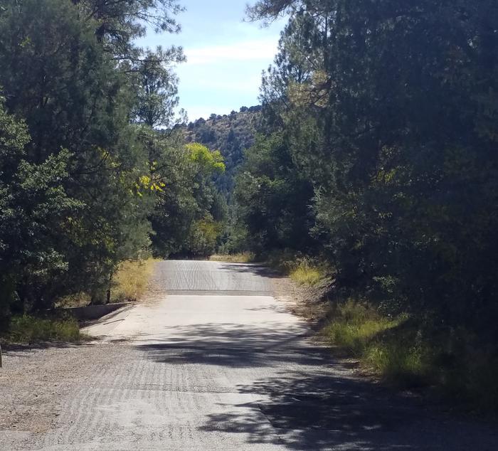 LITTLE WALNUT Entrance Road