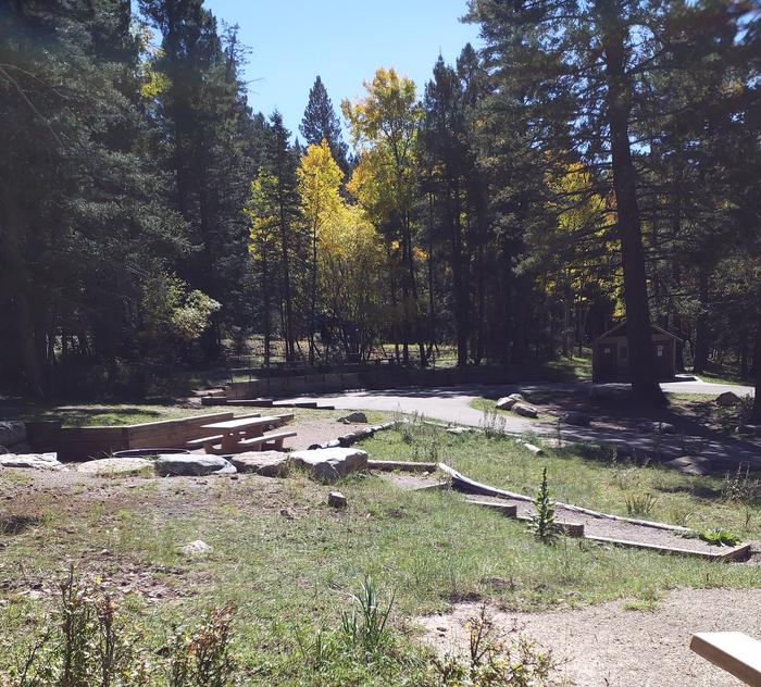 ASPEN Group Campground Siteview