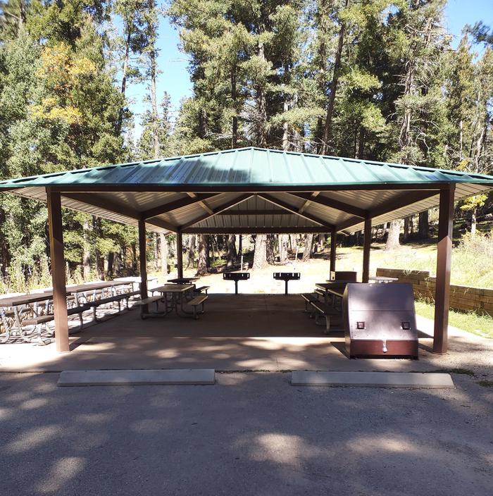 ASPEN Group Campground Pavilion