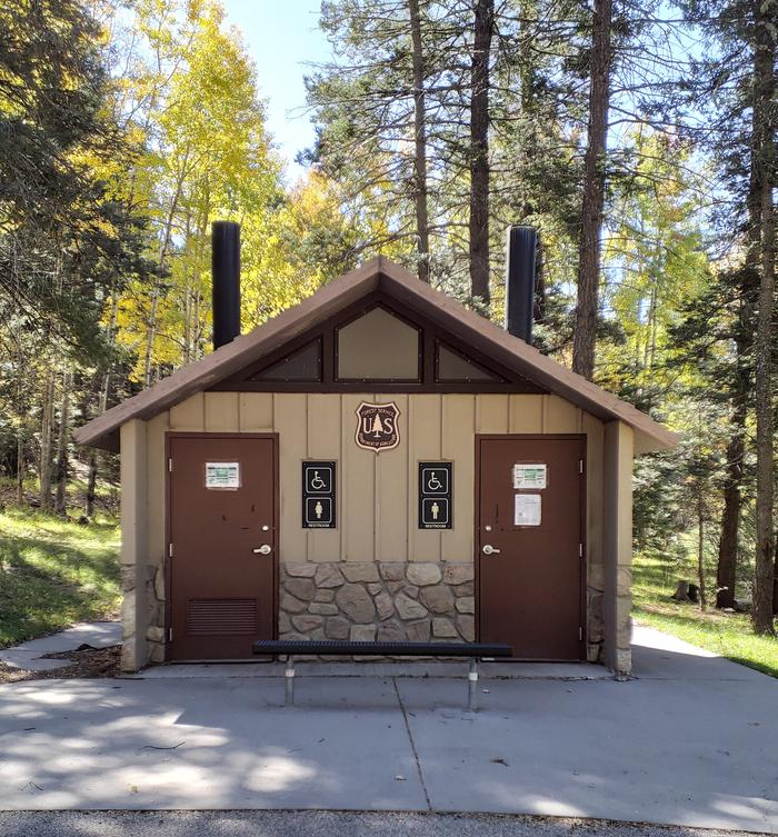 ASPEN Group Campground Restrooms