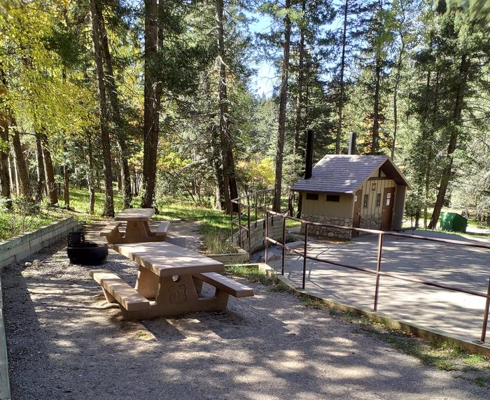 ASPEN Group Campground Picnic Area