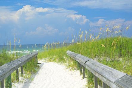 Alabama's Beautiful Beaches