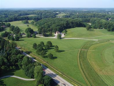 Chateau Country, a Spectacular Brandywine Valley Landscape