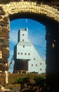 Quincy Mine Hoist and Shafthouse