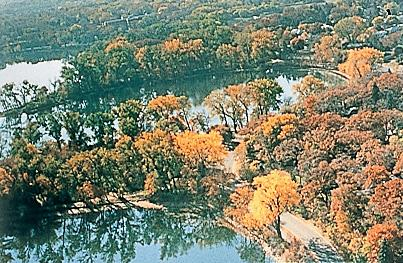 Round Lakes