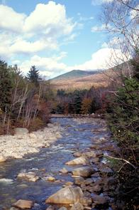 The Pemigewasset River