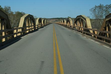 Bridgeport Pony Bridge