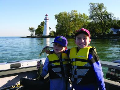 Lake Erie Fun