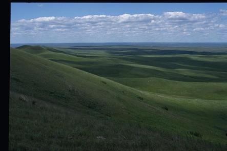 View From Lakota Tribal Park