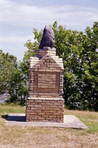 Standing Rock Monument