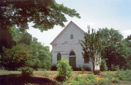 A Charming Old Church