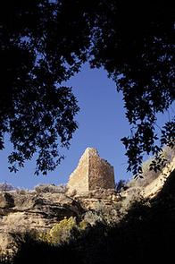 Hovenweep National Monument -- Square Tower Ruin