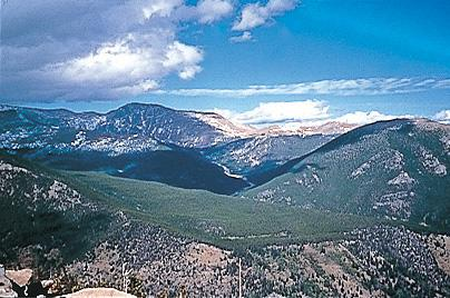Miles of Mountains