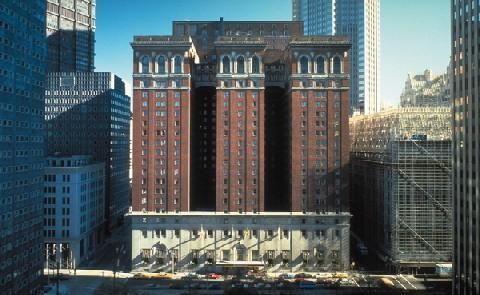 Historic GuestsThis Historic Hotel of America has hosted every seated president since its original opening in 1916 up through President Obama.