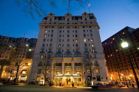 Historic Events The storied history of the Willard InterContinental has been home to foreign governments and international peace talks such as those held in 1998 by Secretary of State Madeline Albright and Israeli Prime Minister Binyamin Netanyahu.