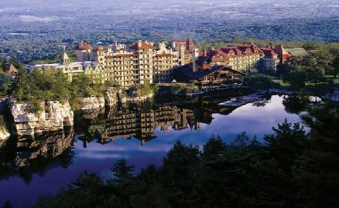 Historic LandmarkMohonk Mountain House and the Smiley family owners, received exceptional recognition on December 9, 1986, when Mohonk was officially named a National Historic Landmark. This distinction encompassed not only the Mountain House, but also 83 other Mohonk buildings of historic significance and the 7,800 acres of land.