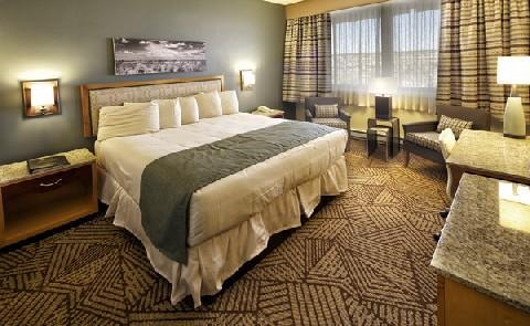 Historic LodgingThe El Tovar Hotel houses 78 guestrooms and suites inside Grand Canyon National Park.