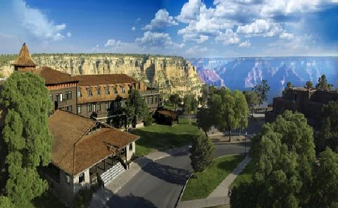 Home to History Historic Hotels of America play home to many famous guests: the El Tovar has welcomed Theodore Roosevelt, Albert Einstein, Western author Zane Grey, President Bill Clinton, and others.