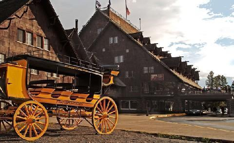 Tour in Western Style There are activities designed for those who want to tour the Park with history in mind: including Stagecoach adventures for kids and interpretive horseback rides.