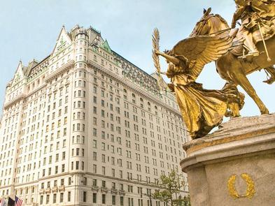 Storied History The very first hotel on the famed corner of Fifth Avenue and Central Park South was opened in the late 19th century, The Plaza as we know it opened on October 1, 1907.