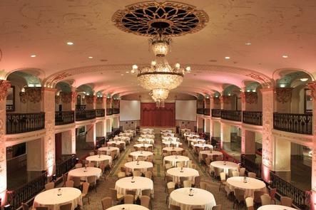 World Famous Events Since the Presidency of Calvin Coolidge, this Historic Hotel of America has hosted an inaugural ball every four years.