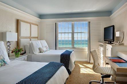 Guestroom Options The Don CeSar boasts 277 guestrooms that have been recently restored, as well as 70 Beach House suites that deliver condominium-style accommodations.
