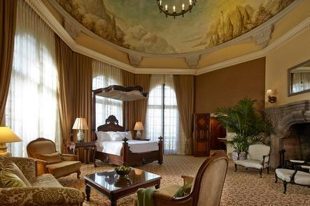 The Amistad SuiteEach of the 239 rooms at this Historic Hotel of America offer a different style and feel for guests.