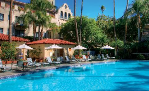 Activities at the Mission InnThis Historic Hotel of America offers guests many ways to enjoy the relaxation of a California vacation, including an outdoor swimming pool.