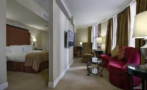 Historic Rooms with Modern PerksThe 225 guestrooms at the Skirvin Hilton feature the historic style of its era, with modern touches such as wireless connectivity and dataports.
