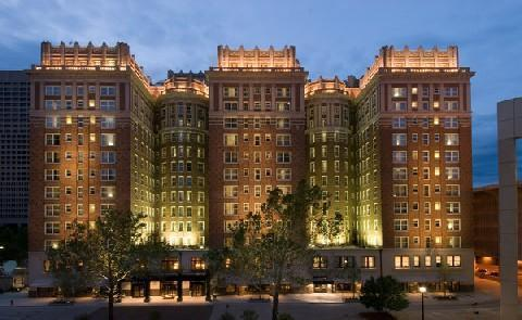 """The Skirvin NameThe Skirvin Hilton takes its name from famed oil and businessman William """"Bill"""" Skirvin. Skirvin came west and staked out his holdings in the Run of 1889. He later moved to Texas, where he made a fortune in land development and oil."""