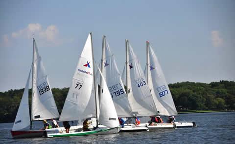 Breezy Sailing
