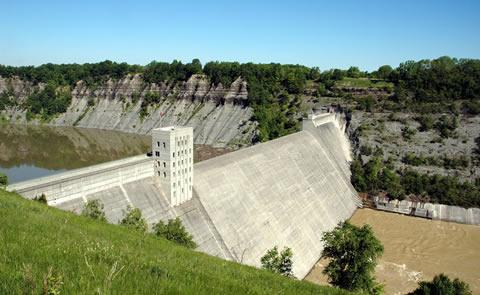 Preview photo of Mount Morris Dam and Recreation Area