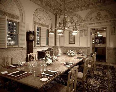 Dining in Style The Station Grille continues to charm guests in the grand tradition of showman and hotelier Fred Harvey.