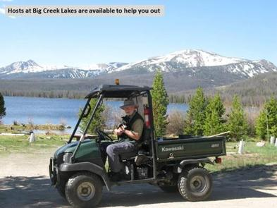Preview photo of Big Creek Lakes Campground