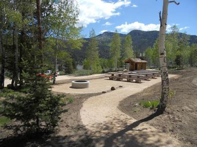 MOON LAKE GROUP CAMPGROUND