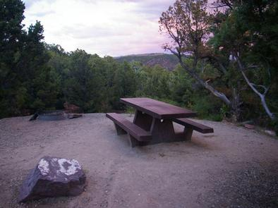 Preview photo of Mustang Ridge Campground